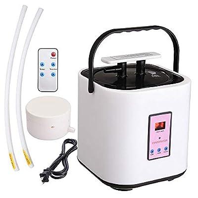 Instahibit 2L Sauna Steamer Stainless Steel Pot Steam Generator Machine for Portable Sauna Tent Home Spa with Remote