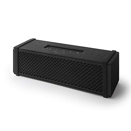 V-MODA REMIX Bluetooth Lautsprecher - Schwarz