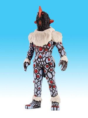 ウルトラマンメビウス ウルトラ怪獣シリーズ2006 SP ナックル星人(ナックルセイジン)