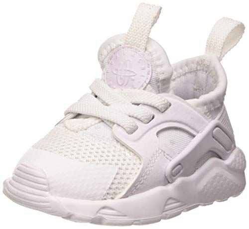 Nike Unisex Baby Huarache Run Ultra (td) Hausschuhe, Weiß (White/White/White 100), 21 EU