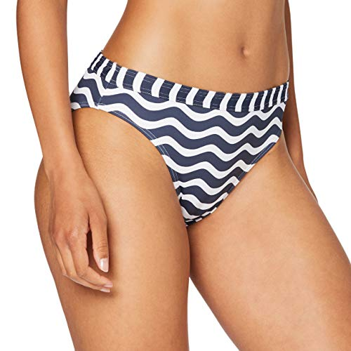 ESPRIT Bodywear Damen Candy Beach Classic Brief Bikini-Unterteile, 401/NAVY 2, 40