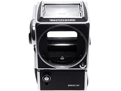 Hasselblad 500 EL/M Body - Cámara de Fotos (tamaño Mediano, 6 x 6, Cargador y batería)