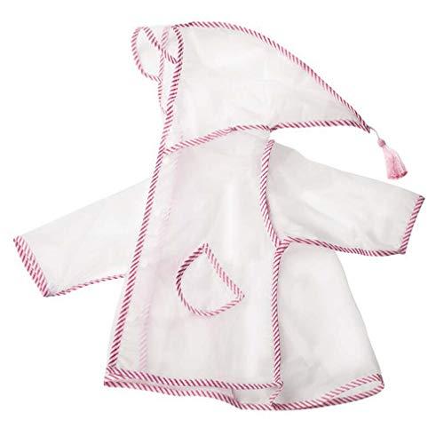 Wetry - Angel-Bekleidung für Mädchen in Streifen (rosa Ränder), Größe M /100cm