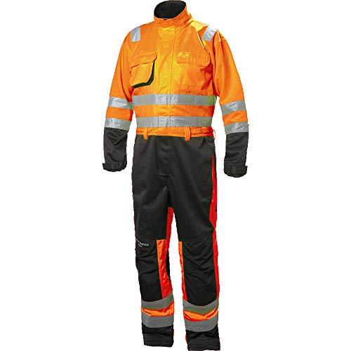 "Helly Hansen Workwear Unisex-Adult, Orange/Charcoal, C44-Waist 30"", Inside Leg 31"""