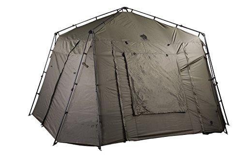 Nash Bank Life Gazebo T1200 Zelt Großraumzelt Karpfenzelt Tent Bivvy
