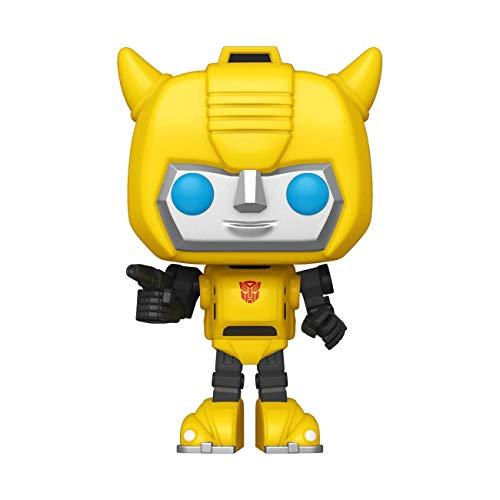 Funko- Pop Vinyl Transformers-Bumblebee Retro Toys S3 Figura coleccionable, Multicolor (50966)