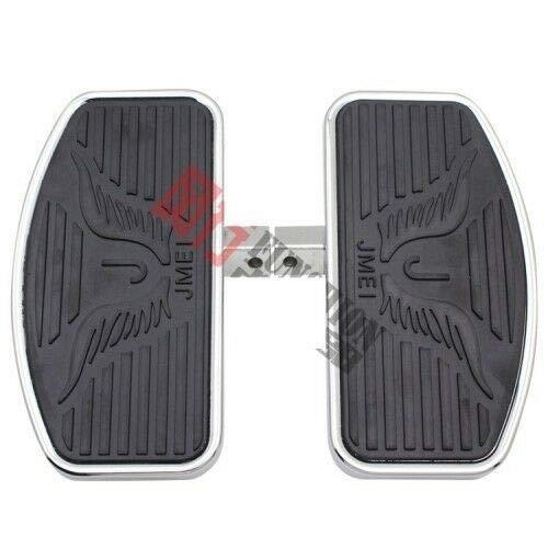 DE.SOUL Front Rider Footboard Floorboard for Honda CTX700 CTX700N (24cm)