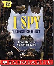 Price comparison product image I Spy Treasure Hunt Deluxe v2.0 w / I SPY Book & Bonus Mini CD-Rom [Old Version]