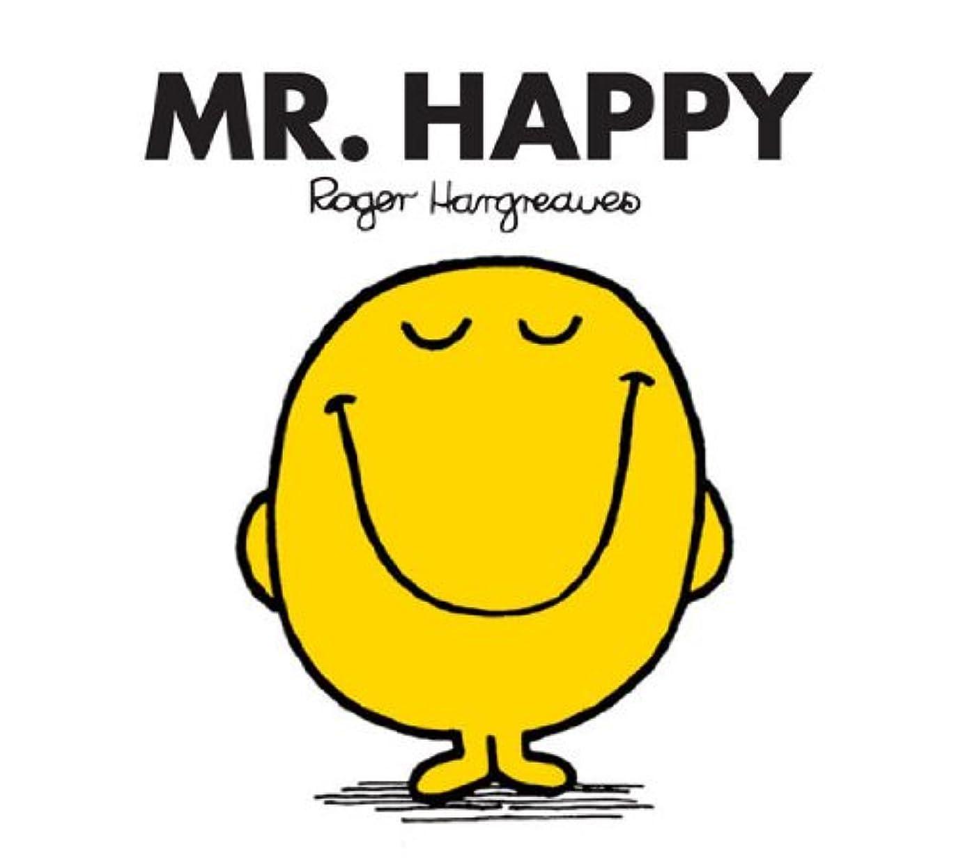 くぼみ酸素エンドウMr. Happy (Mr. Men Little Miss) (English Edition)