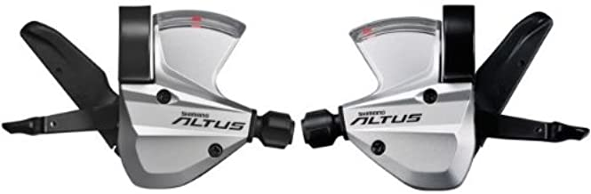 Shimano Altus 27 Speed Bicycle Gear Lever Shifter Pods