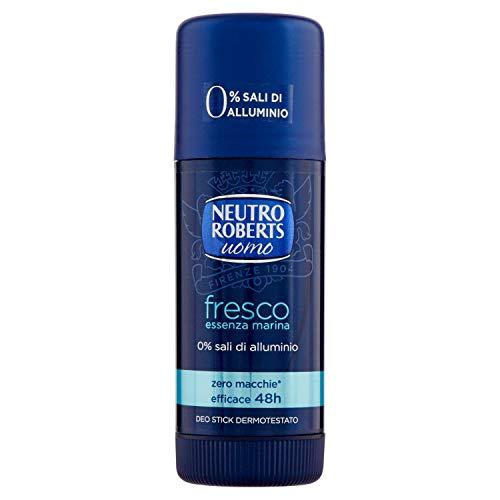Neutro Roberts Deodorante Stick Uomo Essenza Marina - 40 ml