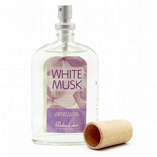 Ambientador de Boles D´Olor 100 ml White Musk