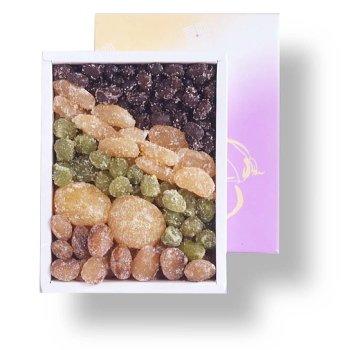 【老舗の達人】甘納豆を造り続けて六十余年・銀座鈴屋 華やぎ(HS-13)ギフト好適品 銀座鈴屋の代表的な甘納豆が一度に楽しめる豪華な詰合せです。