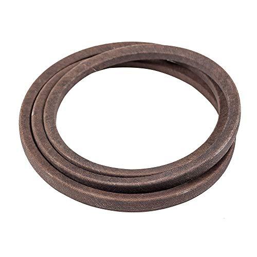 Husqvarna 539121355 - Cinturón para bicicleta, color negro y marrón