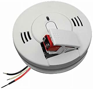 Kidde 21007624 Firex AC Photoelectric Smoke and Carbon Monoxide Detector Alarm | Hardwired with Battery Backup | Model # KN-COPE-IC