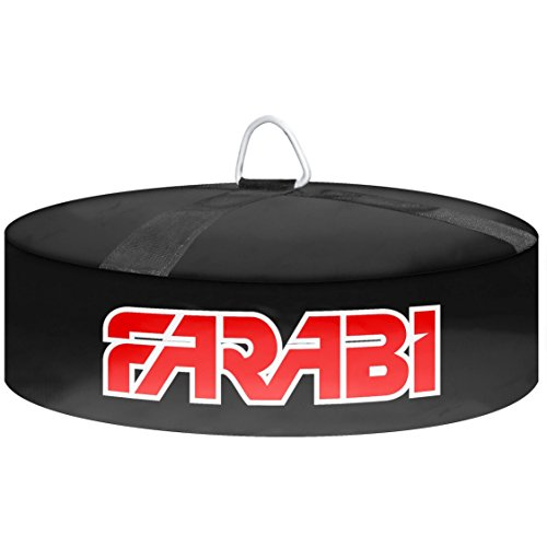 Farabi Double End Anchor Bag Wall Ceiling Mount Anchor for Boxing Speed Punching Bag Mma Muay Thai fitness Training Punching Martial arts and kickboxing Anchor bag