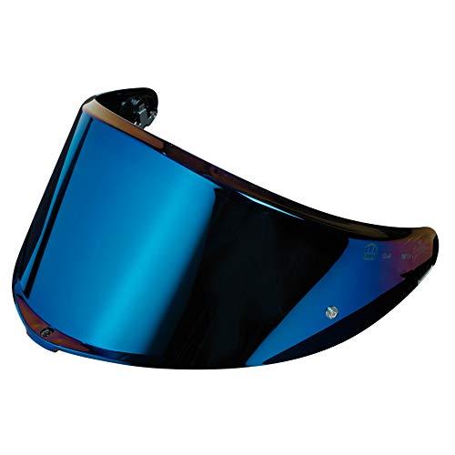AGV Visor K6 MPLK Iridium Blue