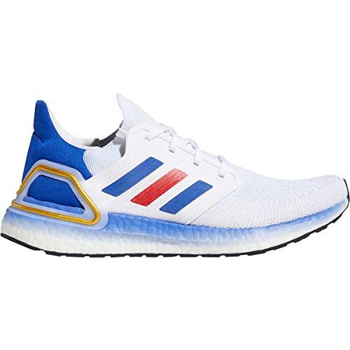 Adidas Ultraboost 20 – Men's Shoes, White, 41.5 EU