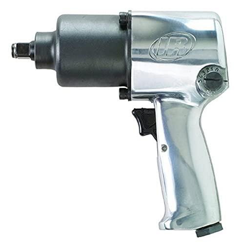 Ingersoll-Rand Druckluft Schlagschrauber 231GXP mit max. 678 NM Drehmoment, Vierkant 12,5 mm (1/2 Zoll), besonders robustes Metall Gehäuse, mit 5 Leistungsstufen,