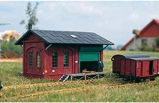 PIKO G SCALE MODEL TRAIN BUILDINGS - SONNEBERG GOODS DEPOT - 62008