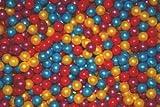 .50 Caliber Paintballs Mixed Colors 500