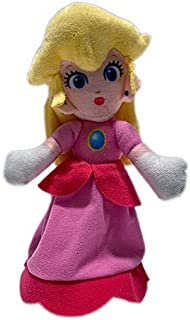 Super Mario Character Princess Peach 8 Inch Stuffed Plush Toy Doll
