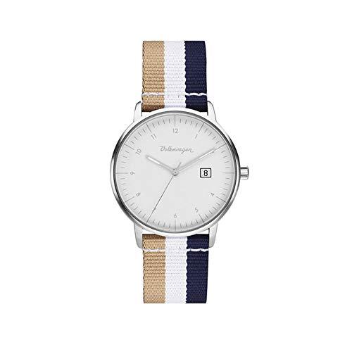VW Unisex Armbanduhr Vintage Design, Klassik Kollektion - 311050800