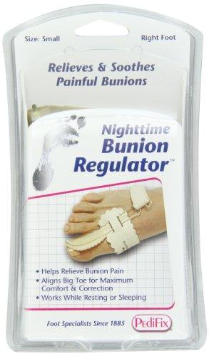 PediFix Nighttime Bunion Regulator, Small Right