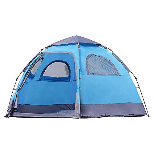 NatEtoile Pop Up Camping Tents 4-6 Person Instant...