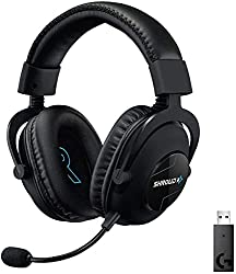 Logitech G Pro X Wireless Headset Shroud Edition