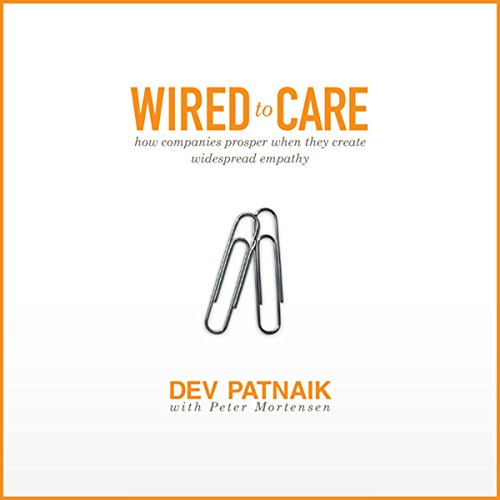 Wired to Care audiobook cover art