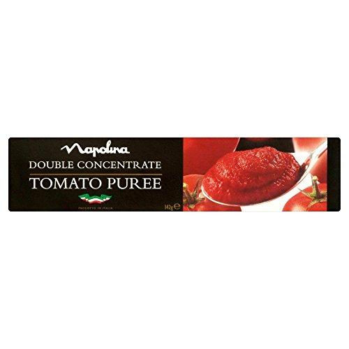 Napolina - Tubo de pasta de tomate - 142 g - Pack de 2 unidades