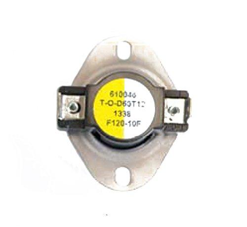 PelletStovePro - Ignitor Limit Sensor Switch L120 Vulcan Glow-Boy Pelpro Dansons Pellet Stove KS-5100-1340
