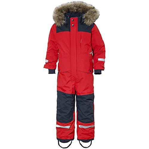 Didriksons Niños Bjørnen 3 Mono Chile Rojo 100