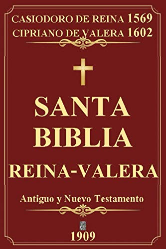 Compare Textbook Prices for Biblia Reina Valera 1909: Antiguo y Nuevo Testamento Spanish Edition  ISBN 9798709598003 by de Reina, Casiodoro,de Valera, Cipriano,Roman, Alfredo