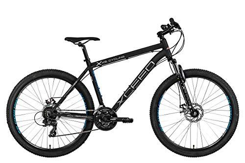 KS Cycling Mountainbike Hardtail 27,5'' Xceed schwarz RH 48 cm