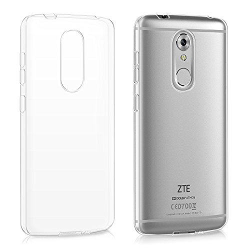 kwmobile Hülle kompatibel mit ZTE Axon 7 Mini - Handyhülle - Handy Hülle in Transparent