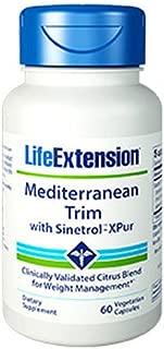 Mediterranean Trim with Sinetrol-XPur 60 Vegetarian Capsules-Pack-2