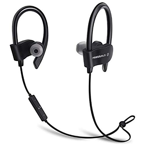 Freesolo Bluetooth 4.1 In-Ear Noice Isolating Sport Earbuds