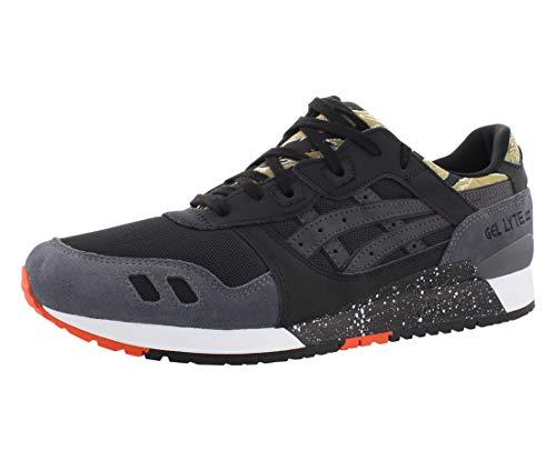 ASICS Tiger Damen Gel-Lyte III Schuhe, (Schwarz/Schwarz 1), 36 EU