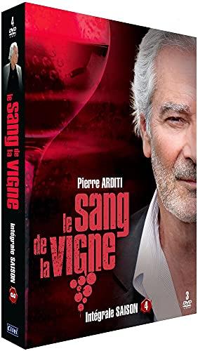 Le Sang DE LA Vigne INTEGRALE Saison 4-3DVD