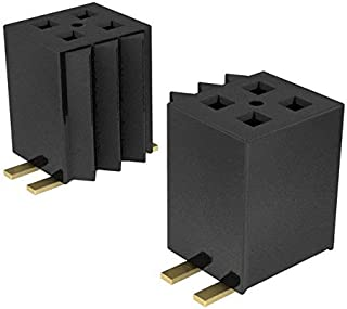 FLE-117-01-G-DV-K-TR Samtec Inc. Connectors, Interconnects Pack of 10 (FLE-117-01-G-DV-K-TR)