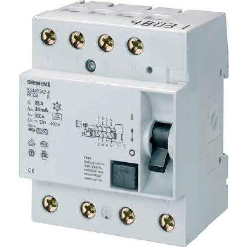 Siemens 5SM3345-0 - Stromunterbrecher (Mehrfarbig, 546 g)