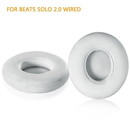 Vimmor Ohrpolster, Reparatur, Ersatz-Ohrpolster für Beats von Dr. Dre Solo2 / Solo3 On-Ear-Kopfhörer