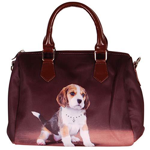Handtas beagle-
