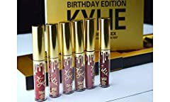 ☆:ky-lie liquid matte lipstick full collection ☆:6 shades the extremely long wearing lipstick contains moisturizing ingredients for a comfortable and emollient ☆:Contains moisturizing ingredients, which is moisturizing and dilutes the lip lines ☆:Doe...