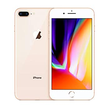 Apple iPhone 8 Plus 64GB Gold - For AT&T / T-Mobile  Renewed