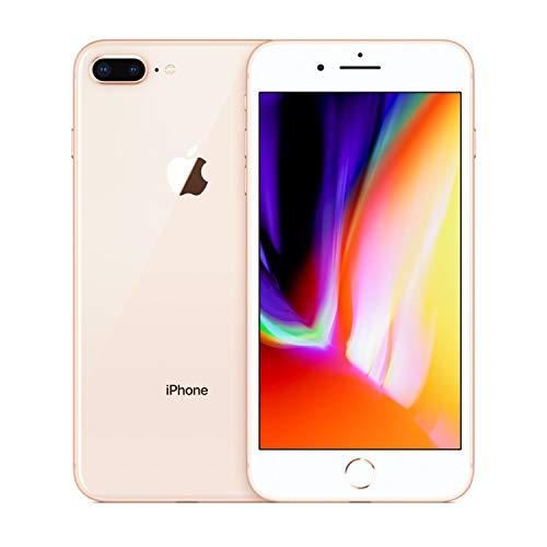 Apple iPhone 8 Plus, 64GB, Gold