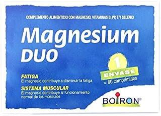 MAGNESIUM DUO 80 Comprimidos Boiron