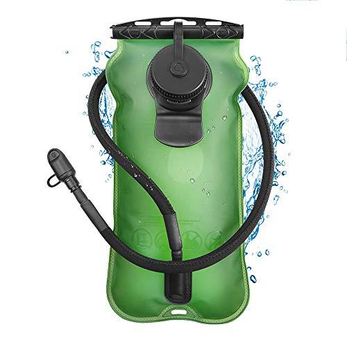3L Hydratation Vessie RéServoir De Voyage Portable Spoarts Eau Vessie éTanche Sac D'Eau Avec Morsure Valve Cover Sports Sacs à Boire Pour Voyage RandonnéE Alpinisme